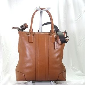 Coach Large Tote Carry all Crossbody Shoulder Bag
